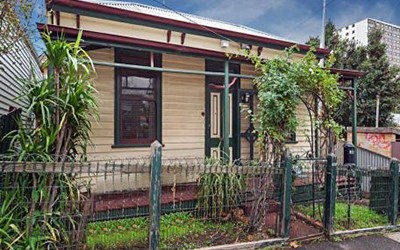 3 Bedroom House, 63 Erskine Street, North Melbourne ($900,000)